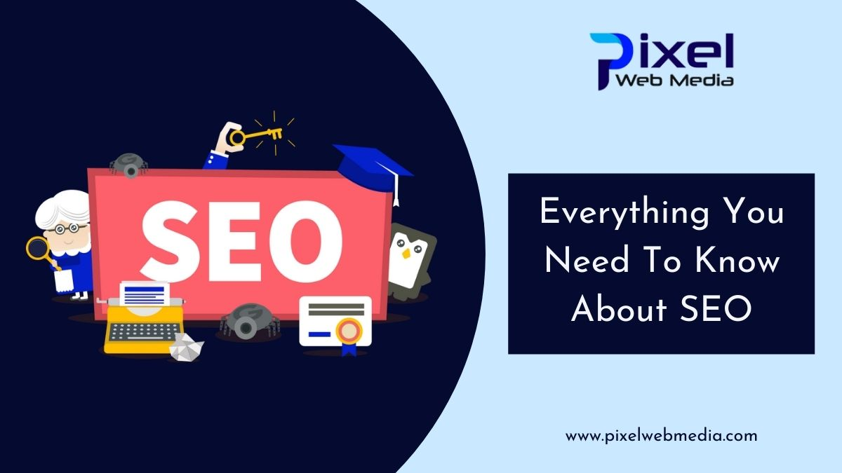 Everything You Need To Know About SEO- Your Ultimate Guide For 2021